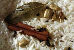 Spiced Basmati Rice
