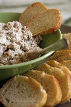 Tuna-Caper Spread
