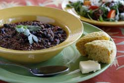 Hearty Chili Supper