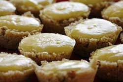 Lemon-Pecan Tassies