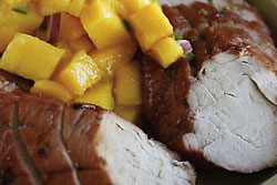 Ginger Ale Pork Tenderloin