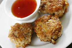 Thai Catfish Cakes
