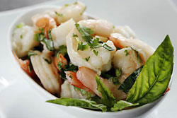 Thai Marinated Shrimp