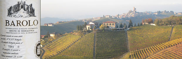 The Beauty of Barolo