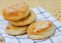 Shirley's Feather-Light Biscuits