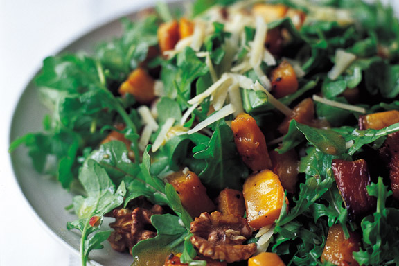 Ina Garten Salads roasted butternut squash salad - viking range, llc