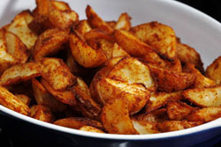 Zesty Roasted Breakfast Potatoes