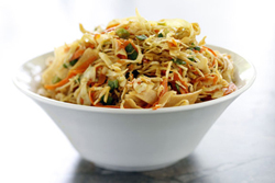 Fragrant Thai-Inspired Coleslaw