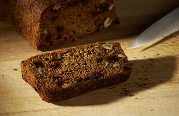 Banana Date-Nut Bread