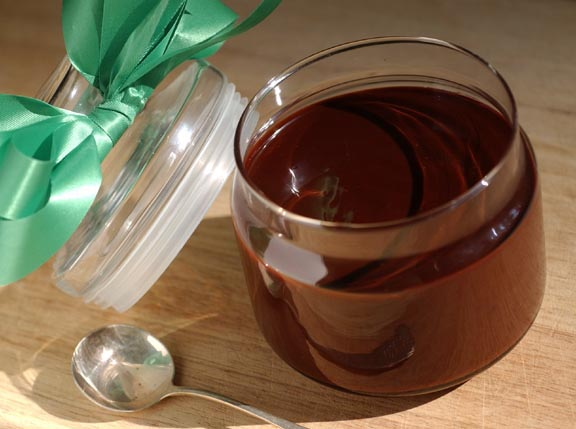 Amaretto Chocolate Sauce