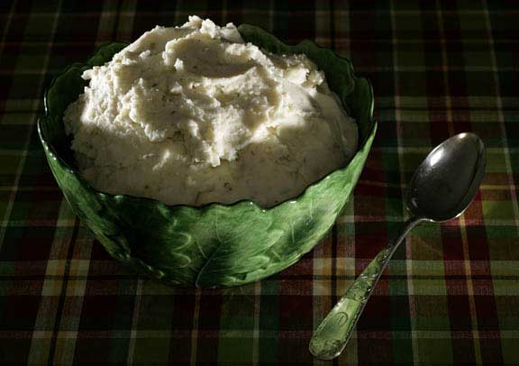 Boursin Mashed Potatoes