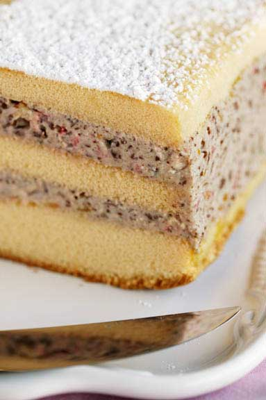 Cassata Alian Sicilian - Baking With Friends Recipes — Dishmaps