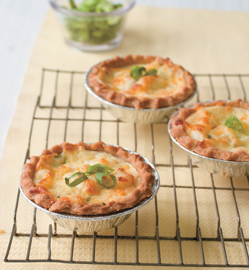 Catfish Quiche