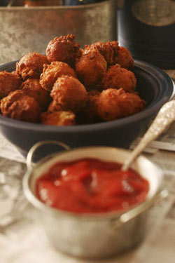 Southern Hushpuppies