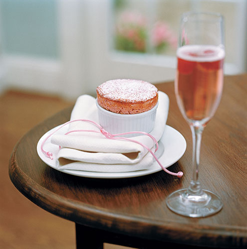 Strawberry Souffle - Viking Range, LLC