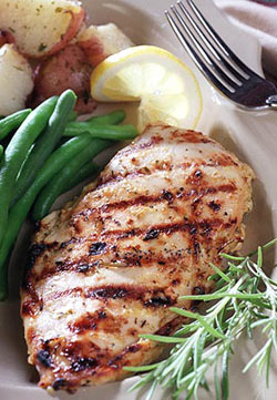 Lemon-Dijon Chicken