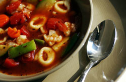 Minute Minestrone