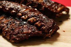 Karin's Secret Baby Back Ribs