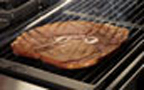 Sherried Ham Steaks