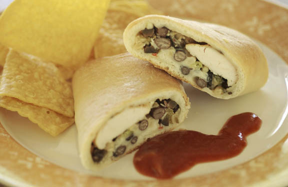 Southwestern Chicken Wraps