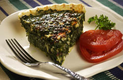 Image of My Big Fat Greek Spanakopita Pie, Viking
