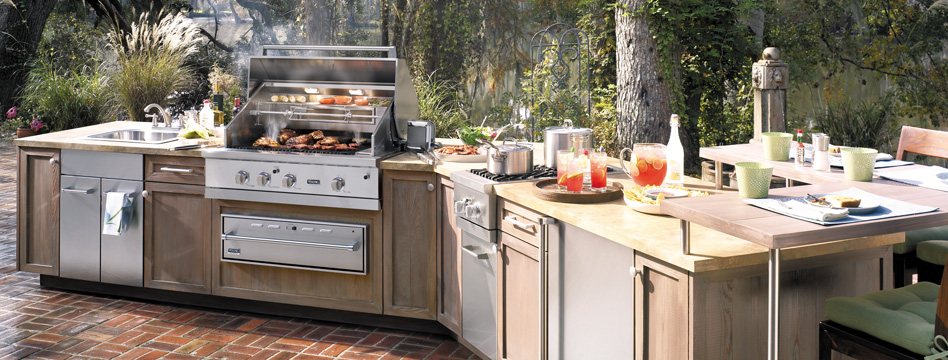 Attractive Outdoor   Viking Range, LLC Part 9