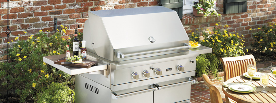 Outdoor viking range llc for Viking outdoor grill