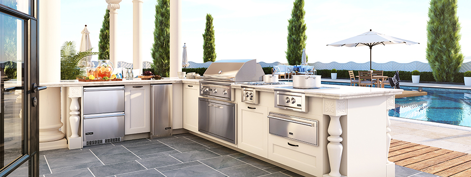 Outdoor Viking Range Llc
