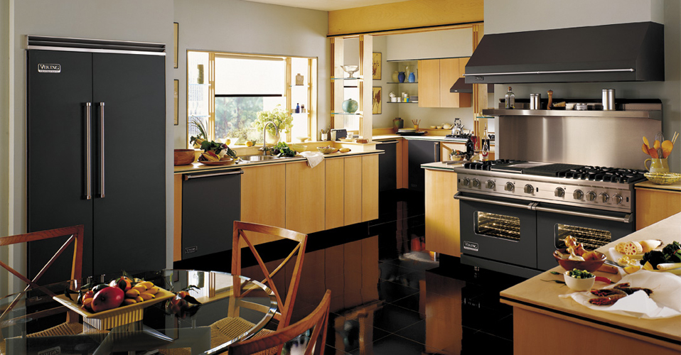 Charming The Complete Viking Kitchen. Completely Perfect.