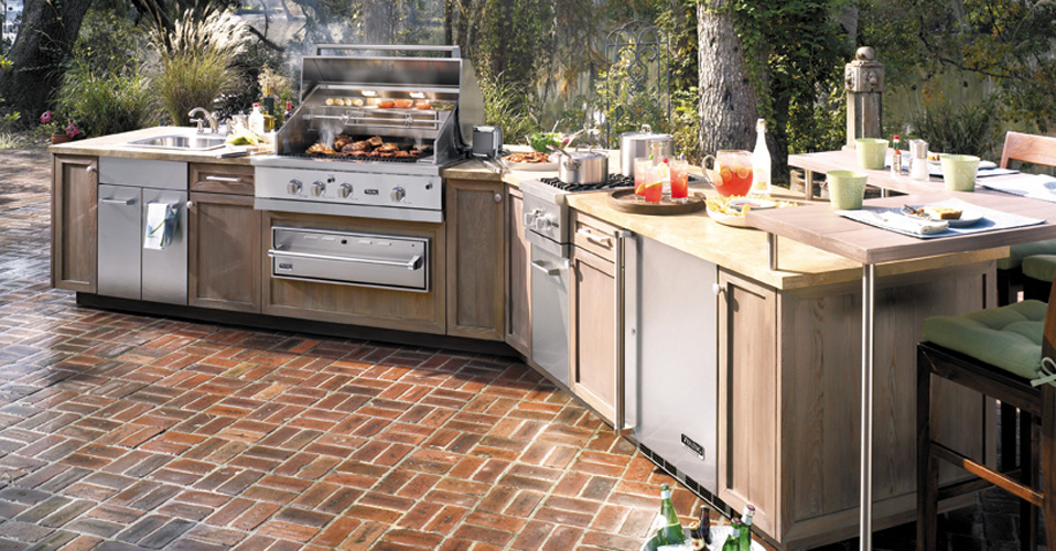 Viking Professional Outdoor Viking Range Llc