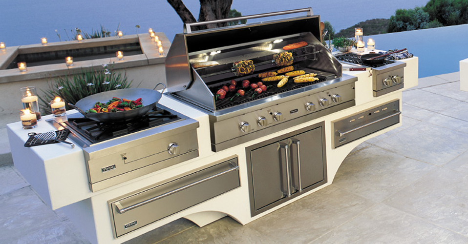 Viking professional outdoor viking range llc for Viking professional outdoor grill