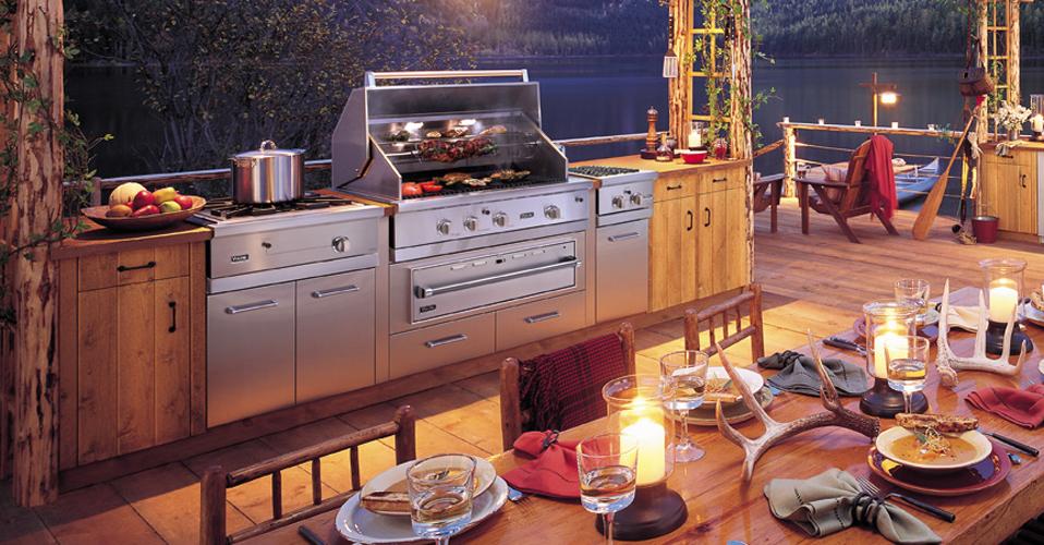 viking outdoor kitchen barbecue alttag viking professional outdoor range llc