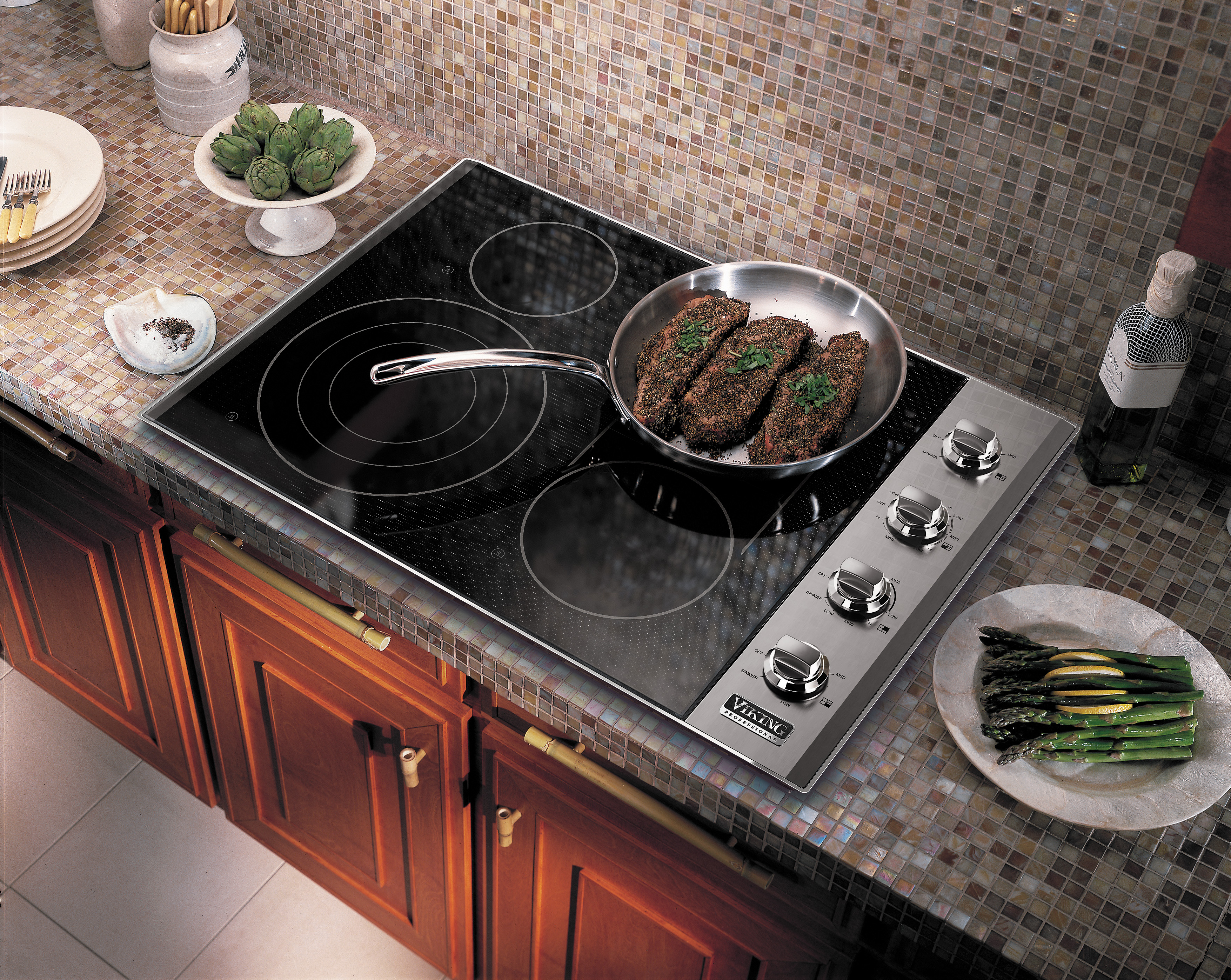Photography For Electric Cooktop