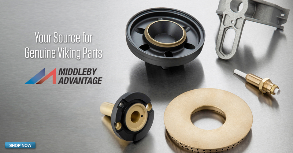Viking Range Parts >> Viking Parts By Middleby Advantage Viking Range Llc