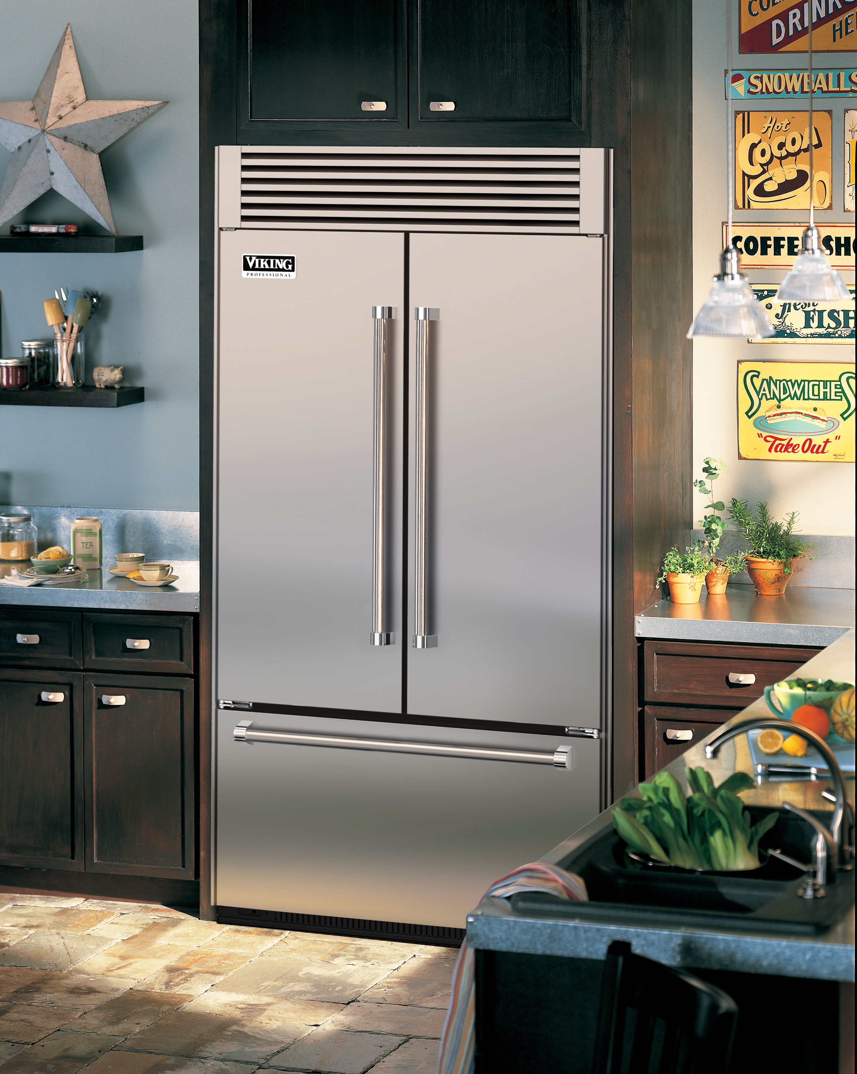 Viking introduces new viking professional built in french door built in french door bottom freezer use and care rubansaba