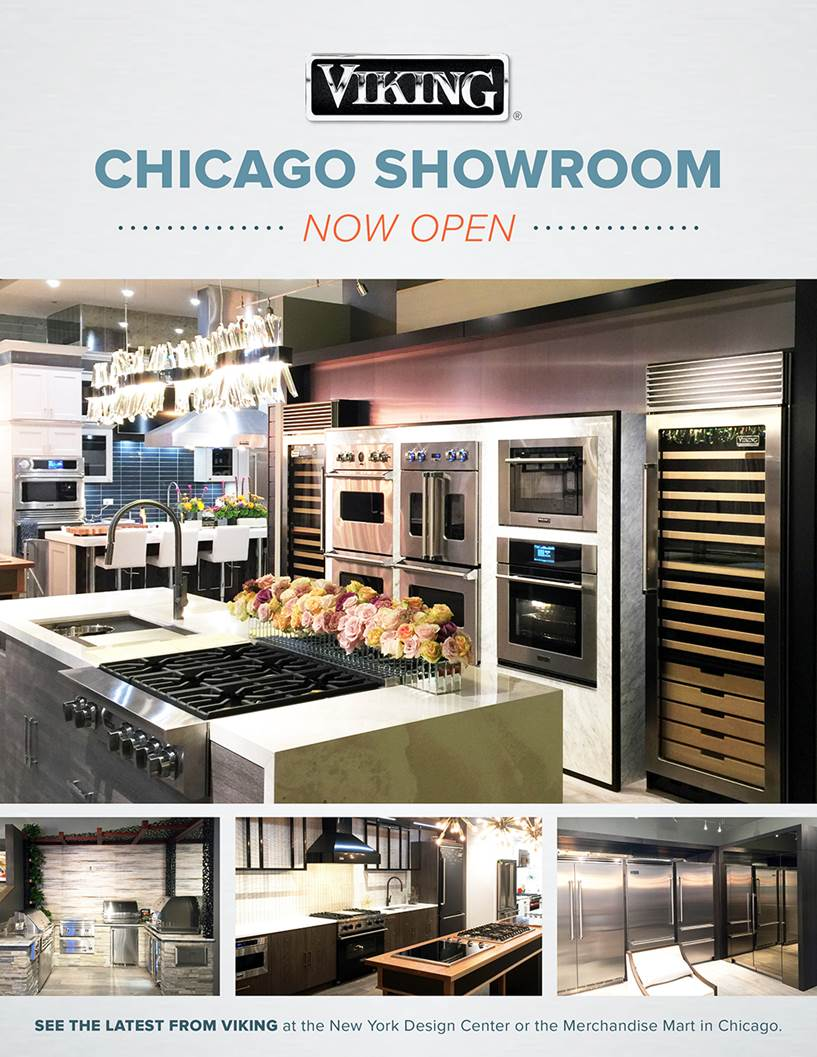 Chicago Showroom Viking Range Llc