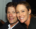 Eric Stevens and Cristie Kerr