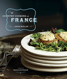 The Country Cooking of France by Anne Willan